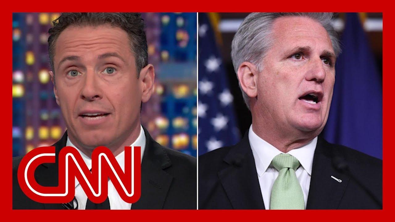 Cuomo debunks McCarthy's claim FBI 'broke into' Trump campaign 7