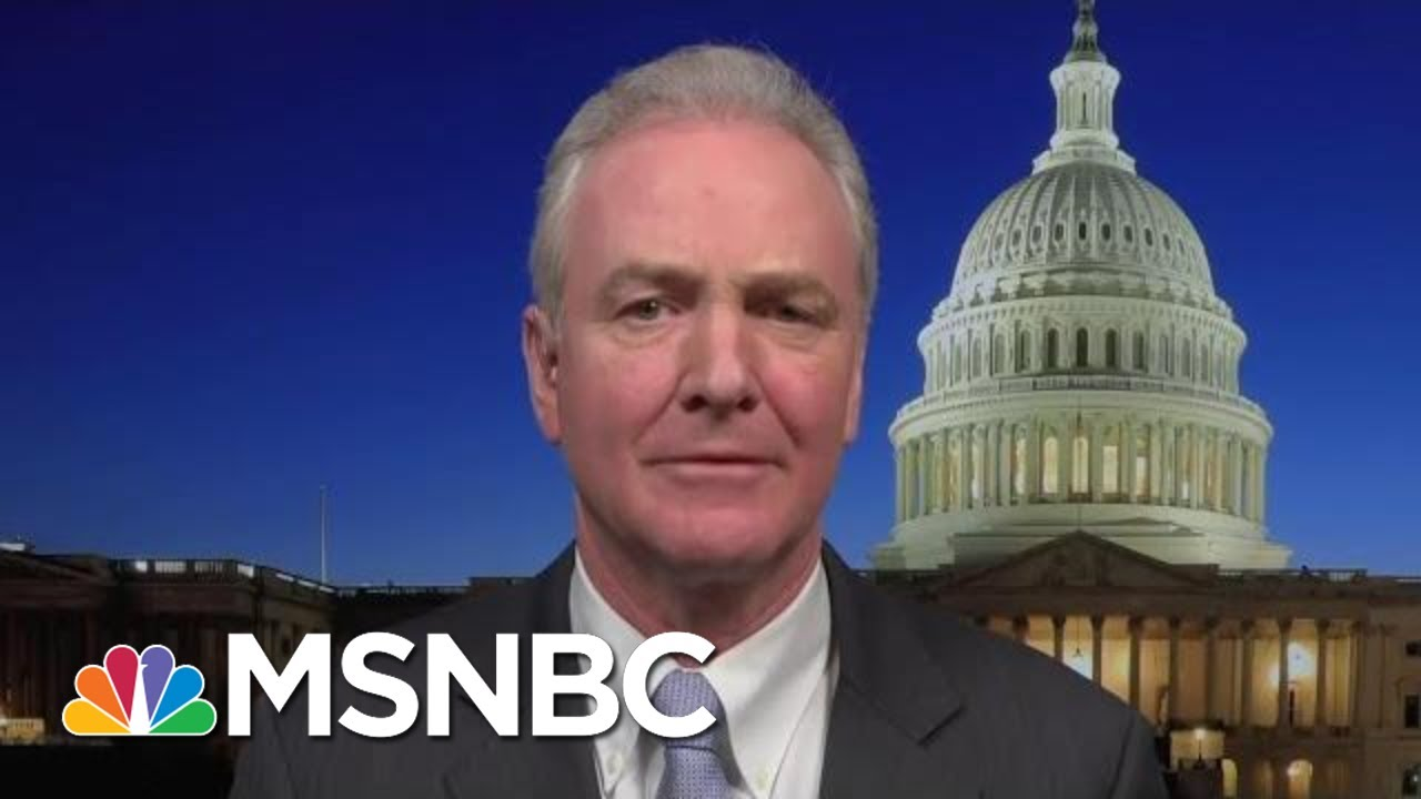 Sen. Van Hollen: Trump Violated Another Law With Ukraine Aid Hold | All In | MSNBC 5
