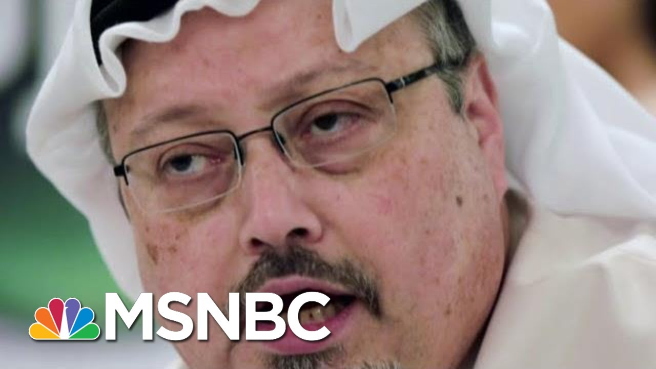 Fmr. Amb. Robert Jordan: Jamal Khashoggi Verdict Is 'A Mockery Of Justice' | The Last Word | MSNBC 8