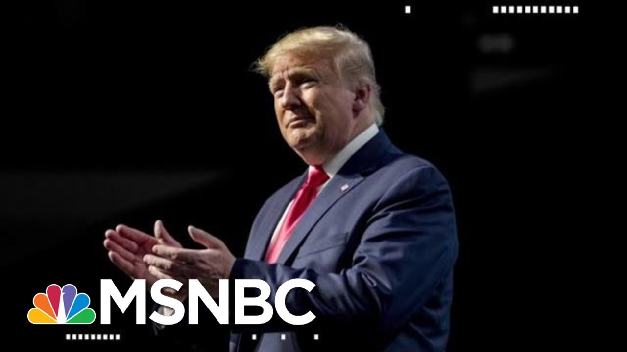 Day 1,068: Docs Reveal New Timeline On Trump's Call And Ukraine Aid | The 11th Hour | MSNBC 8