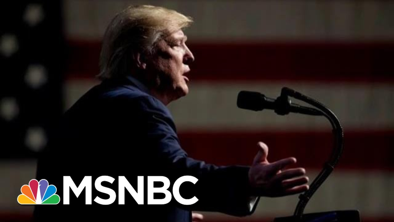 Does Trump Already Have The Senate Votes For Impeachment Acquittal? | The 11th Hour | MSNBC 6