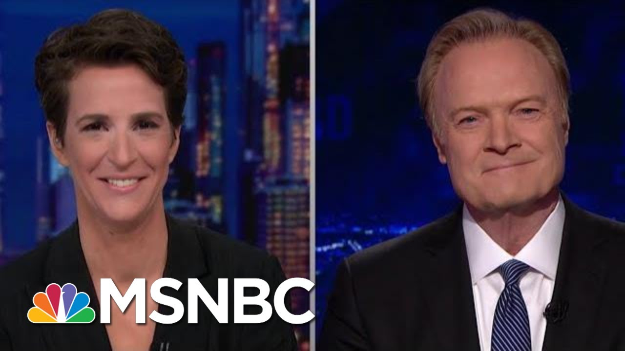 Lawrence O'Donnell: My Favorite Two Minutes Of Every Workday | The Last Word | MSNBC 10