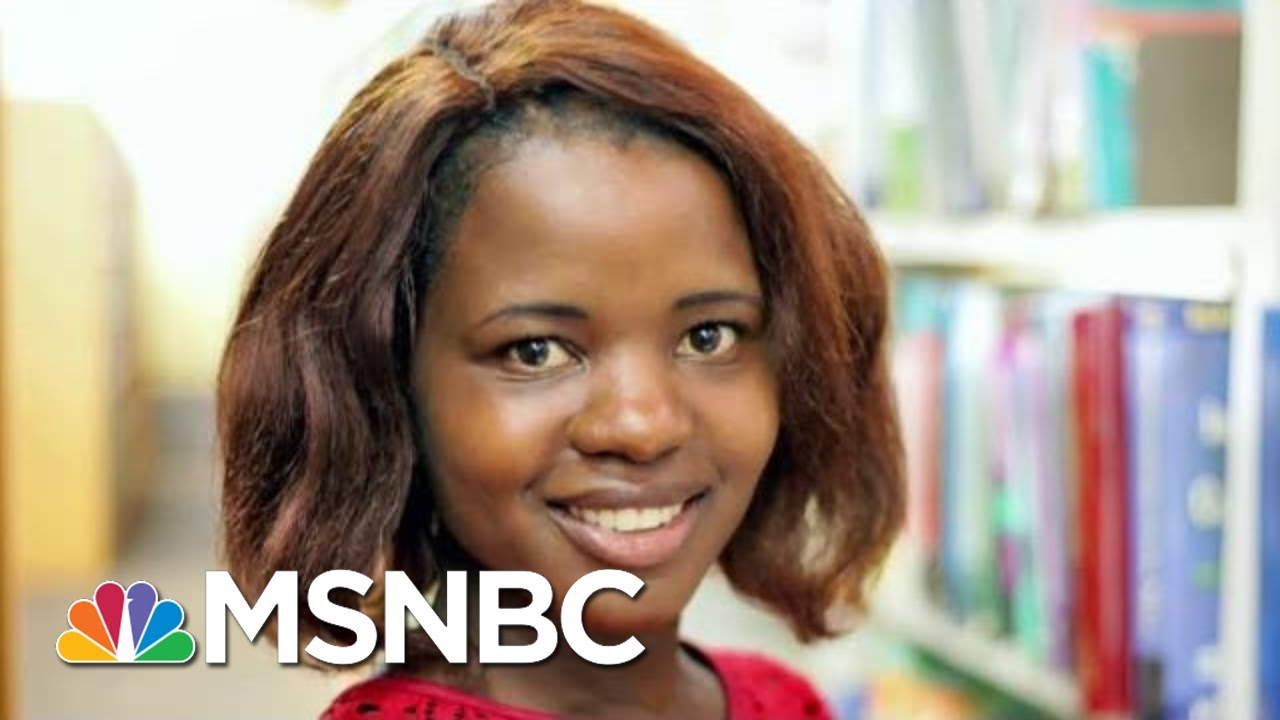 KIND Fund Helps Young Women Live Their Dreams | The Last Word | MSNBC 7