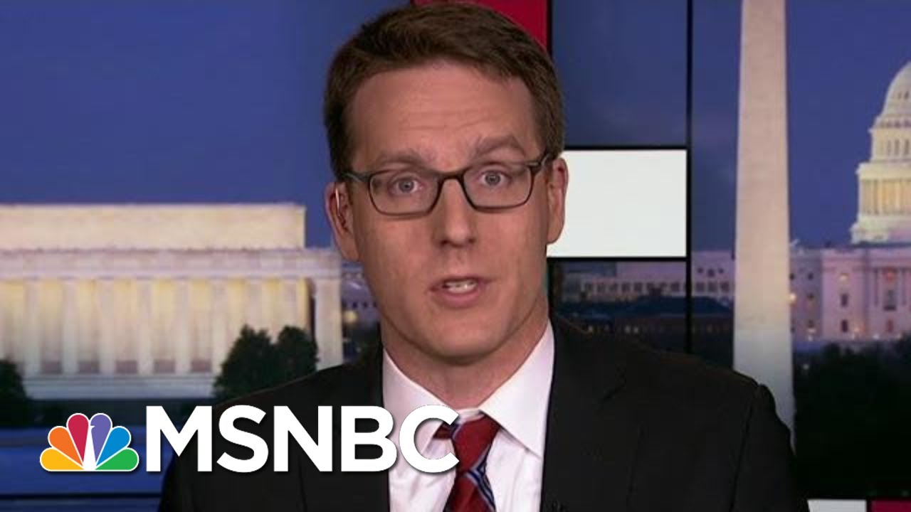 Trump Sees Honor Systems As Something To Exploit: Fahrenthold | Rachel Maddow | MSNBC 6