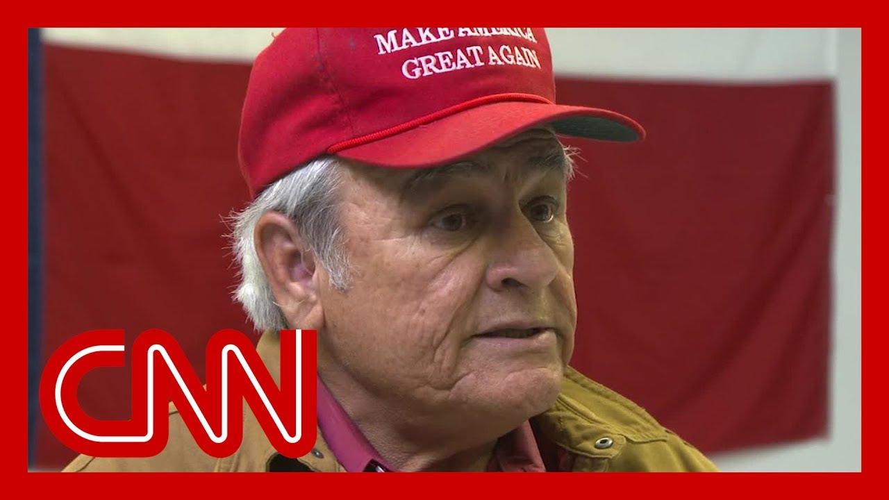 Hispanic voter: Don't think Trump has said racist things 8
