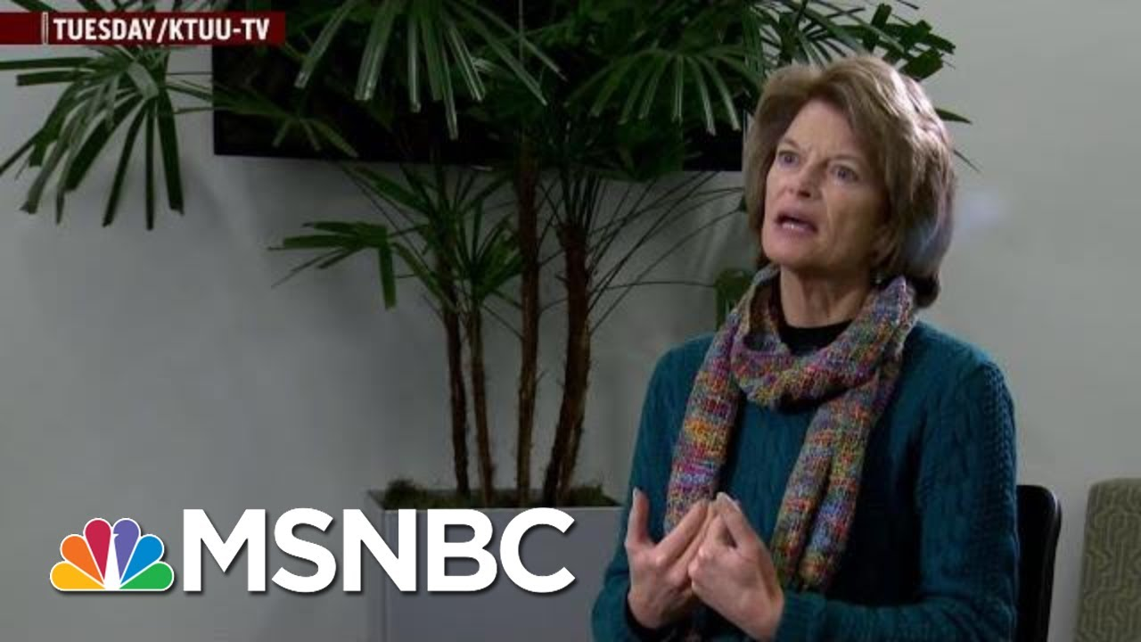 The First Sign Of Dissent Among The GOP? | Morning Joe | MSNBC 4