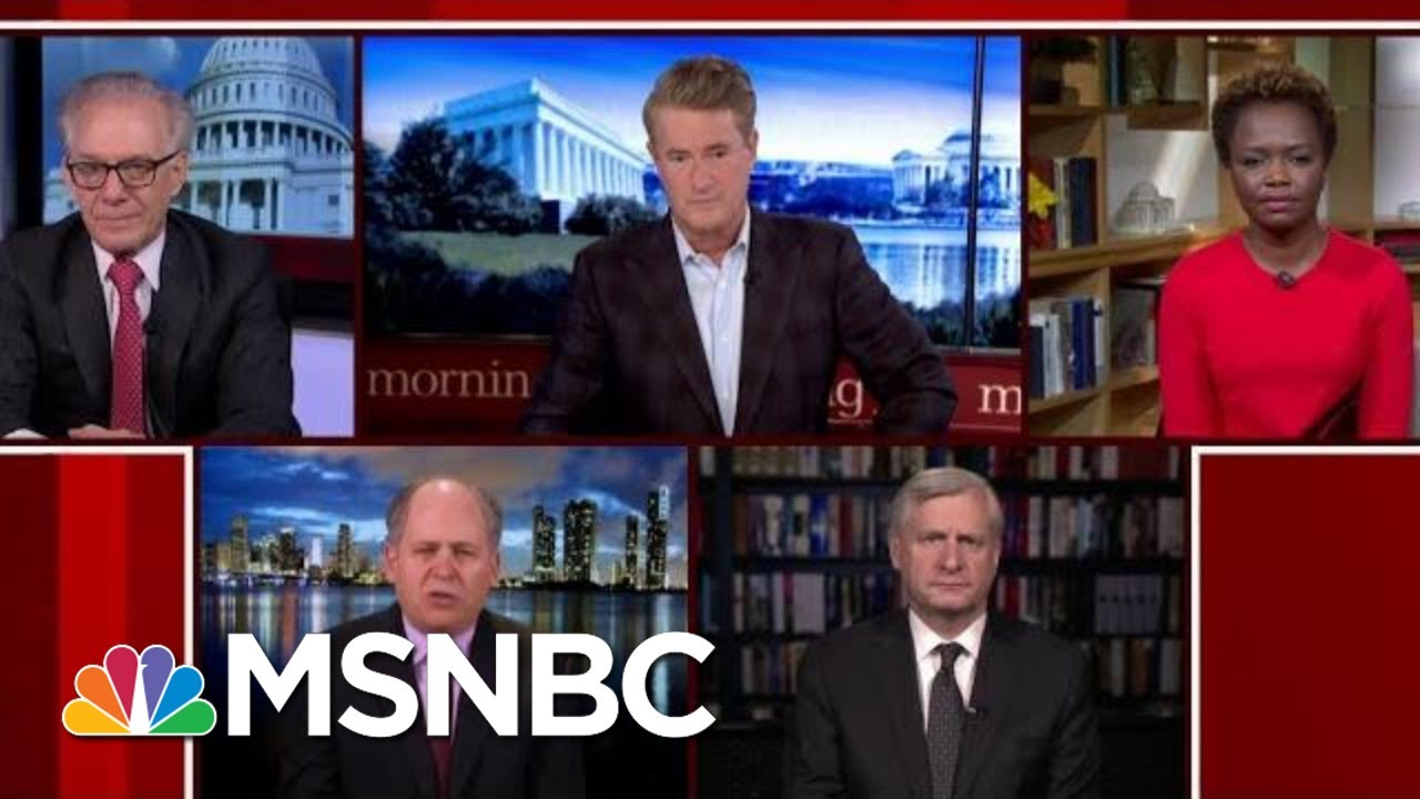 Ahead Of 2020, Taking Stock Of The 2020 Dem Field | Morning Joe | MSNBC 10
