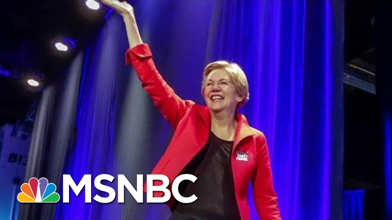 Don't Count Elizabeth Warren Out, But 'Time Is Running Out' | Morning Joe | MSNBC 6