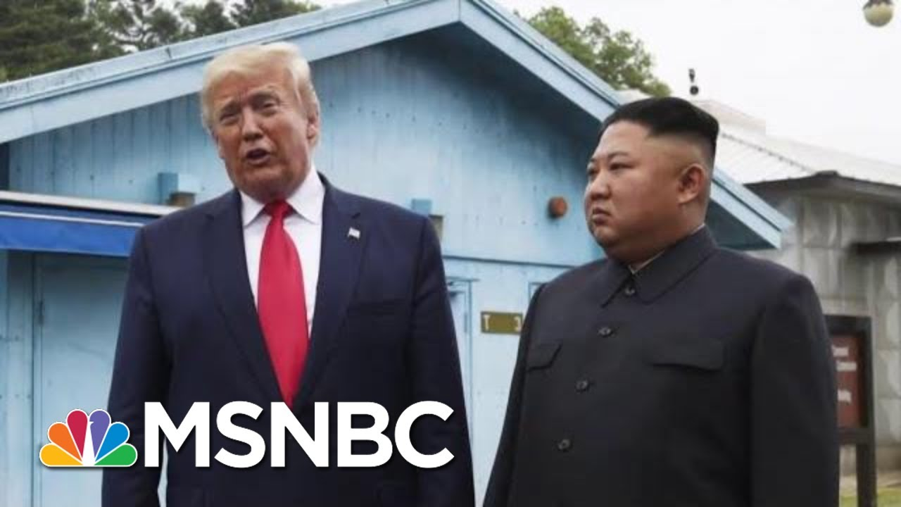 What Happened To North Korea's 'Christmas Gift'? | MSNBC 1