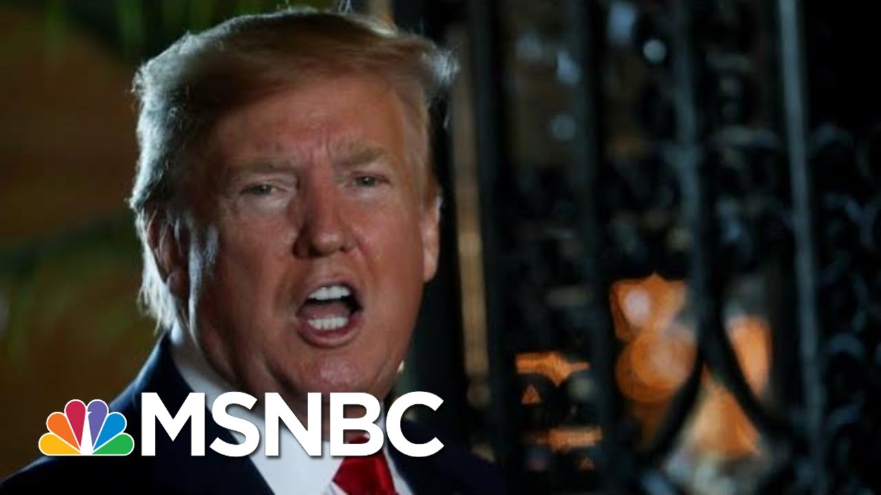 Day 1,071: Are There Cracks In Trump's Impeachment Firewall In The Senate? | The 11th Hour | MSNBC 2