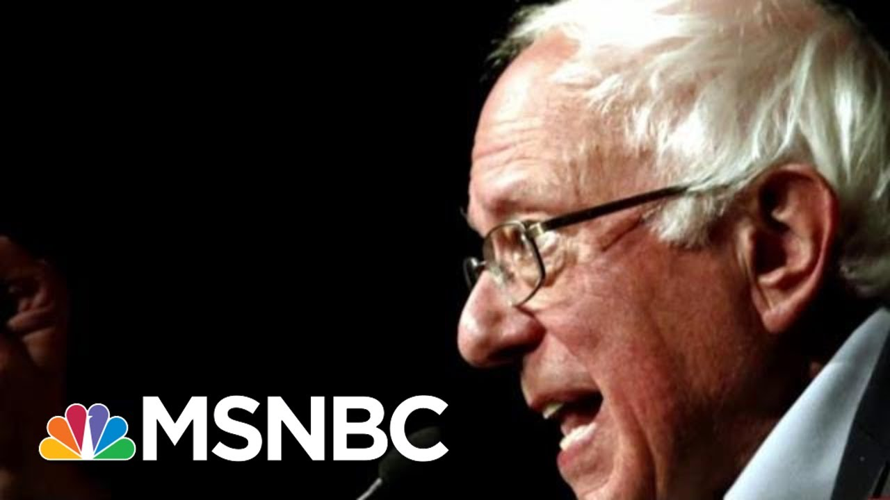 Bernie Sanders May Be Hard To Beat In 2020 | Morning Joe | MSNBC 12