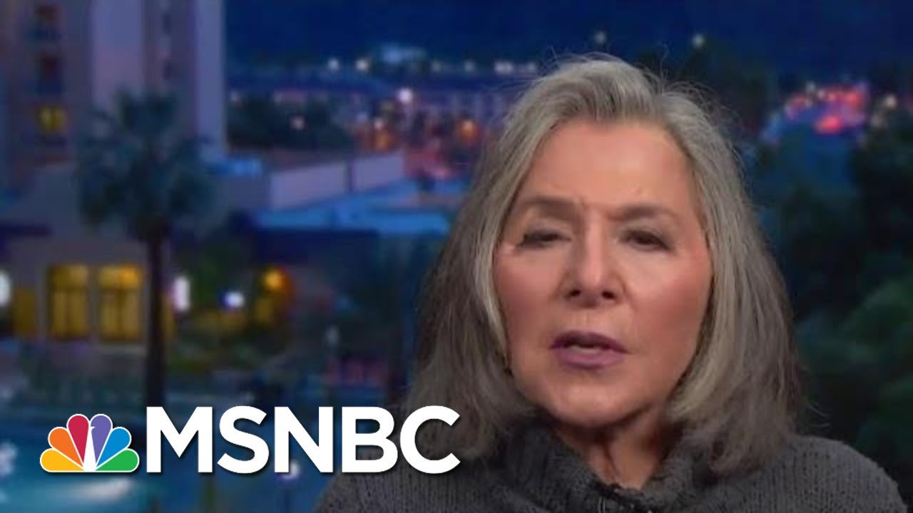 Barbara Boxer: Trump's Impeachment 'Nothing Like What I Saw' During Clinton's | MTP Daily | MSNBC 3