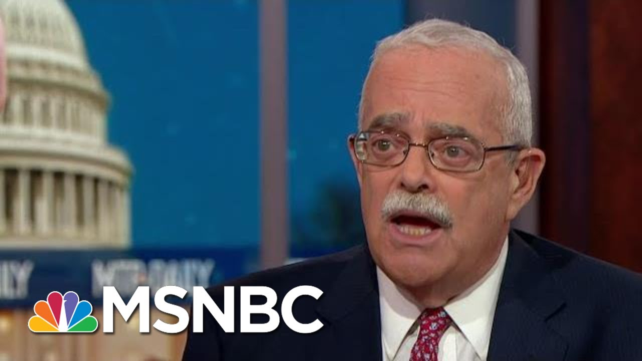Rep.Gerry Connolly On The Next Steps In Impeachment Process | MTP Daily | MSNBC 3