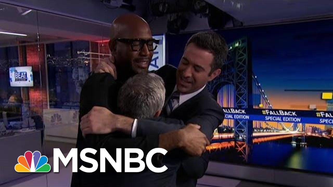 Only On The Beat: Top Fallback Friday Moments Of 2019 | The Beat With Ari Melber | MSNBC 3