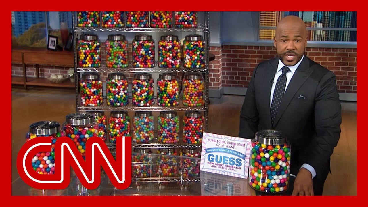 CNN anchor uses gumballs to portray Donald Trump's thousands of false claims 6