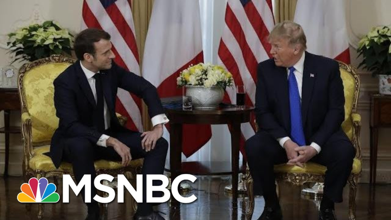 Trump Discusses Working Out A 'Mutually Beneficial Tax' With France | MSNBC 6