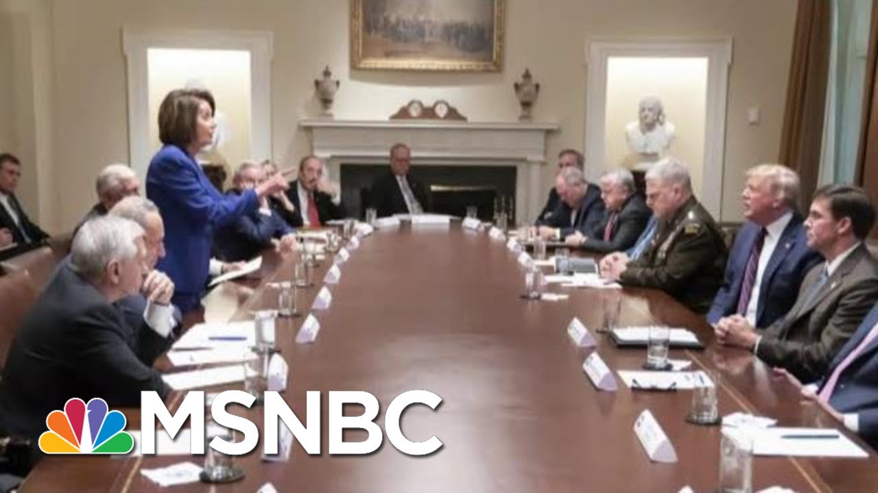 Fmr. GOP Rep: Nancy Pelosi Has The 'Power To Rattle Donald Trump' | The Last Word | MSNBC 3