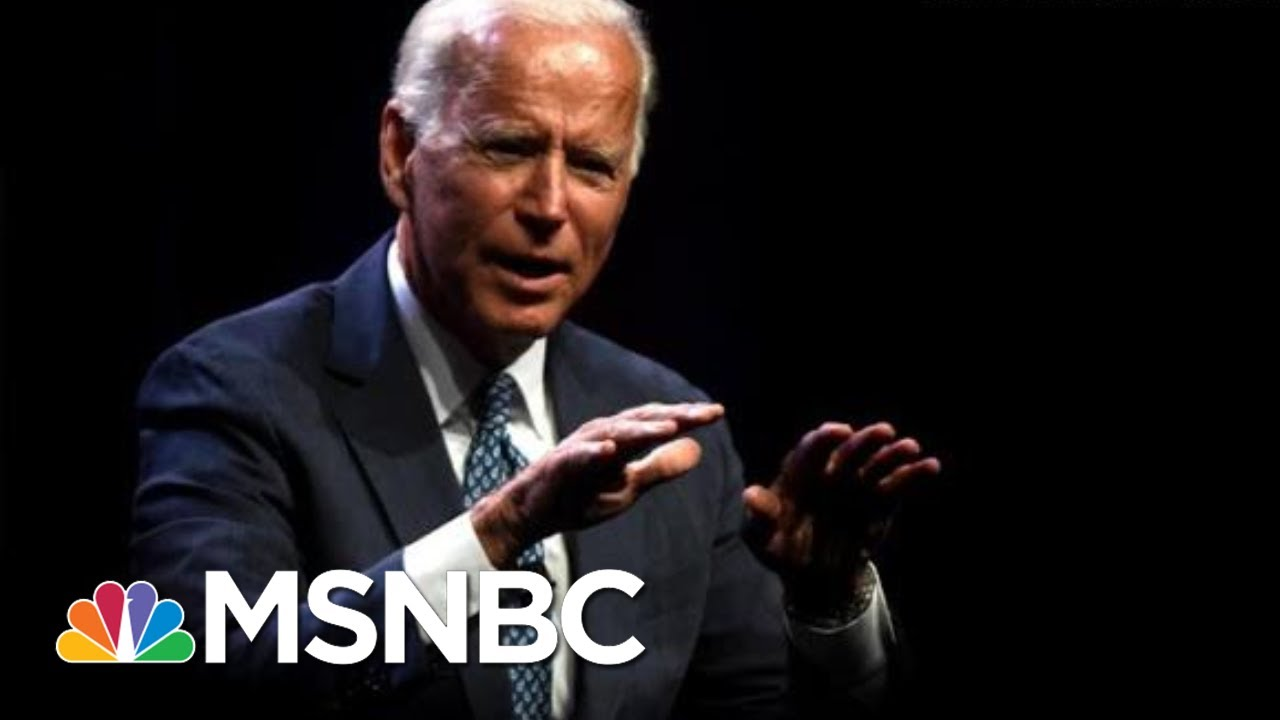 Joe Biden Stands By Refusing To Testify In Trump Impeachment Trial | The 11th Hour | MSNBC 7