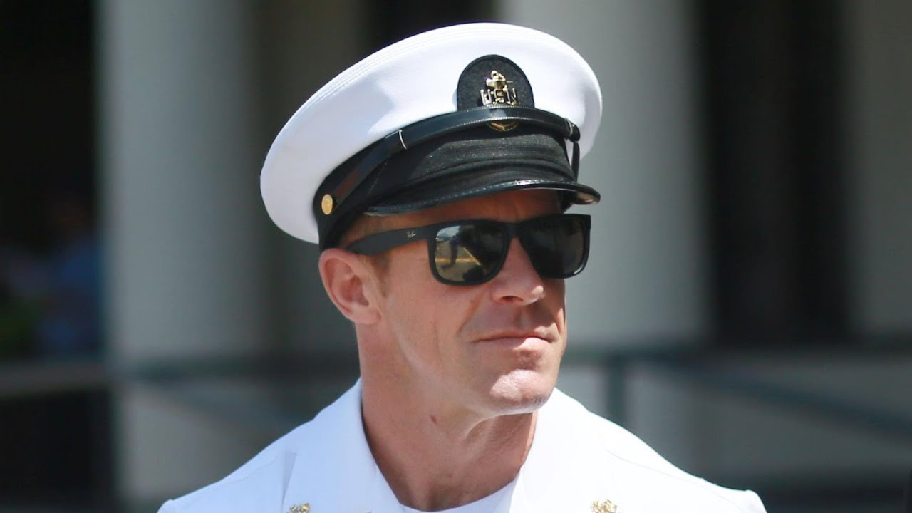 Disturbing new video, details in Navy SEAL Eddie Gallagher's case - Day That Was | MSNBC 1