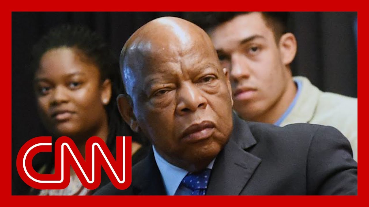 Rep. John Lewis announces he has stage 4 pancreatic cancer 10