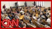 Video shows gunman open fire inside Texas church 2
