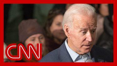 Joe Biden's comeback to heckler draws crowd applause 10