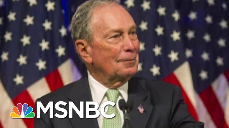 Inside The Biggest 2020 Advertising War Against Trump | Morning Joe | MSNBC 1