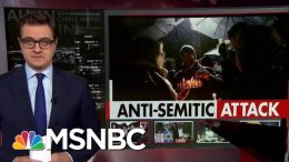 Chris Hayes On The Threat Of Anti-Semitism | All In | MSNBC 3