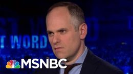 NYT Report Reveals Truth About President Donald Trump Tax Cuts | The Last Word | MSNBC 4