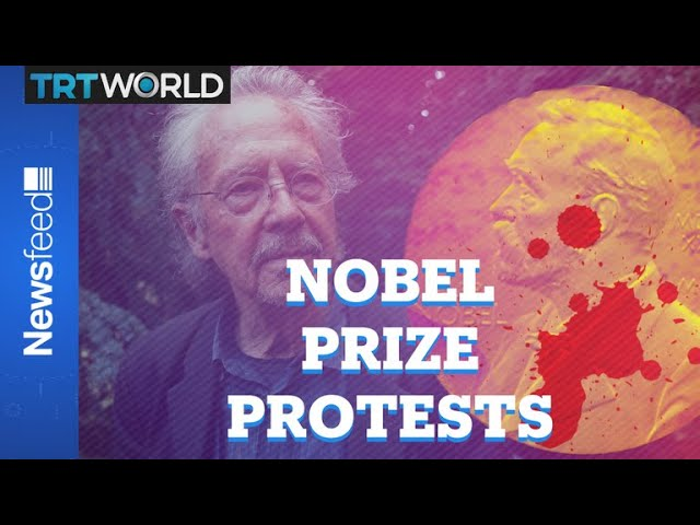 Anger grows over Peter Handke, who denied genocide, getting Nobel prize 12
