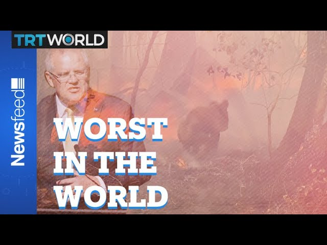 Australia ranks worst for climate action 6