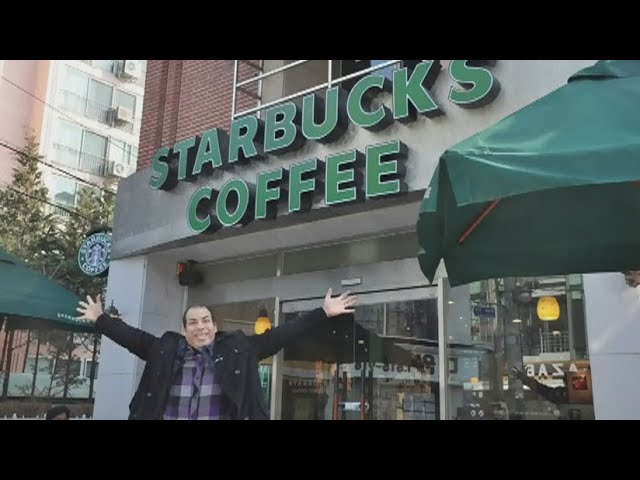 Meet the man who's visiting every Starbucks location in the world 9