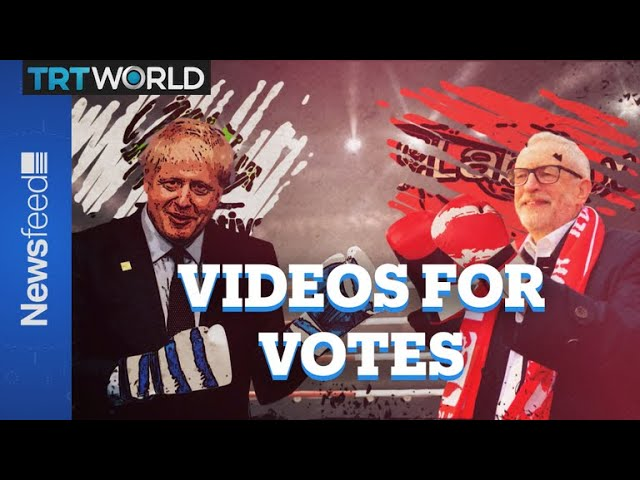 British politicians get desperate in last days of election campaign 2
