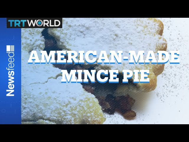 American-made mince pie 10