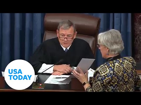 President Donald Trump's impeachment trial continues Friday (LIVE)   USA TODAY 1
