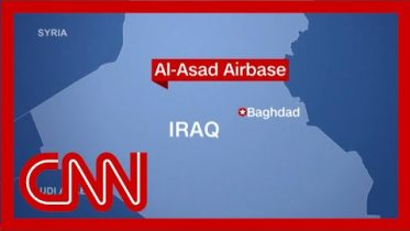 Rockets hit al-Asad airbase in Iraq where US troops are located 2