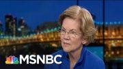 Rachel Maddow One-On-One With Elizabeth Warren | MSNBC 3