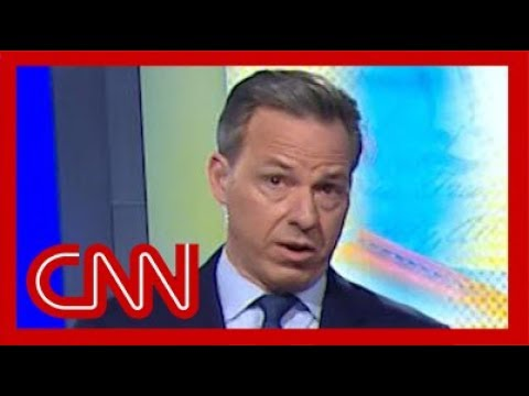 Jake Tapper: 'Terrorist lover' attacks from Trump defenders are smears 1
