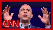 Cory Booker announces he is ending run for White House 2