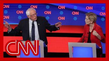 Sources: Bernie Sanders told Elizabeth Warren that a woman couldn't win 6