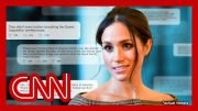 CNN reporter: Meghan Markle's race is why it's always her fault 5