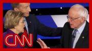 Audio reveals tense confrontation between Warren and Sanders 3