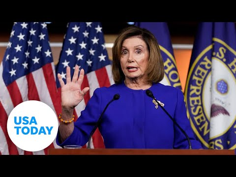 Nancy Pelosi announces impeachment managers | USA TODAY 1