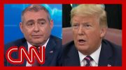Trump responds to Lev Parnas' accusations 2