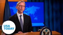U.S. Special Representative for Iran holds a briefing | USA TODAY 8
