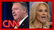 See how Pompeo and Conway tried to defend Trump's threat 3