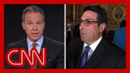 Jake Tapper reveals false claim by Trump's lawyer that was spread using tax dollars 9