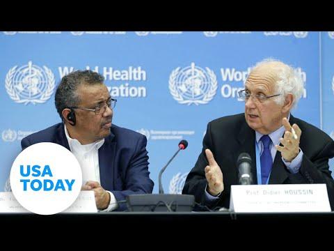 World Health Organization won't categorize coronavirus as global health emergency   USA TODAY 1