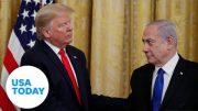 President Trump hosts Israeli Prime Minister Netanyahu at the White House   USA TODAY 5