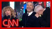 'SNL' alum revives iconic character on NYE, Anderson Cooper loses it 5